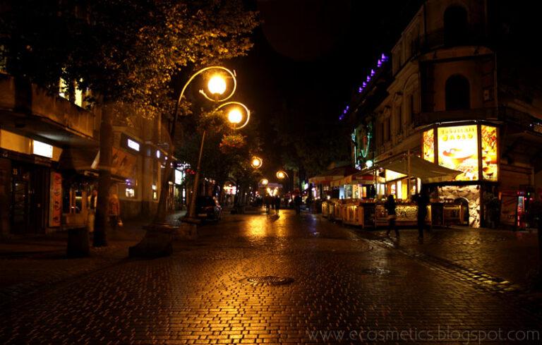 Nocne życie i zakupy